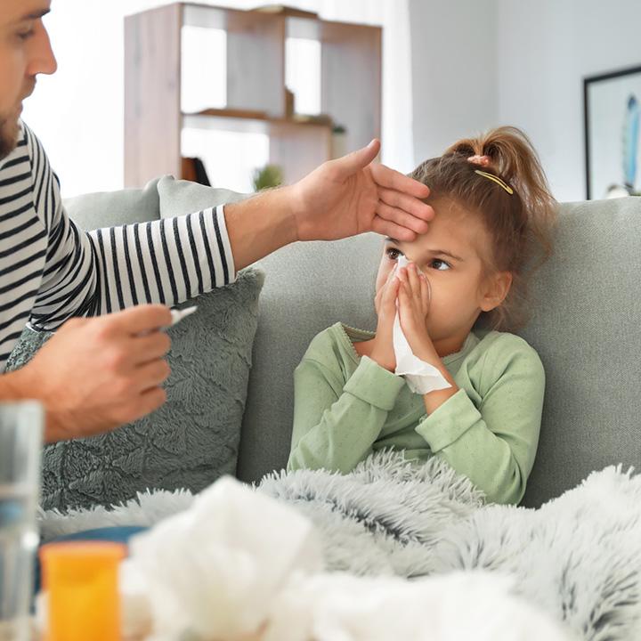 子どもがかかりやすい病気